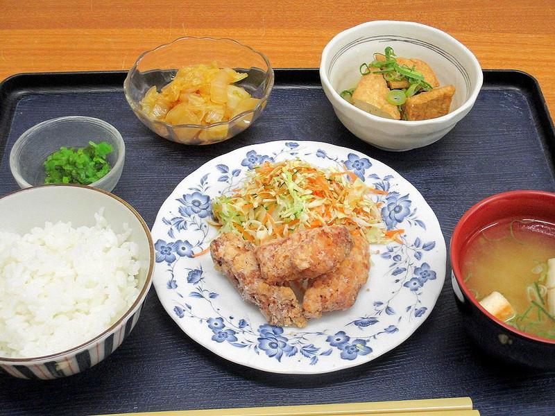 くみのき苑堺北 チキン竜田