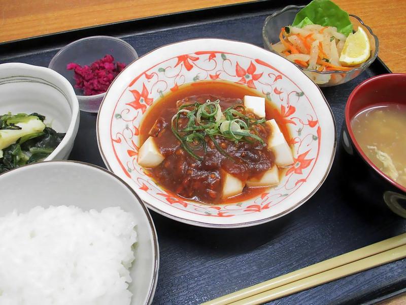くみのき苑堺北 麻婆豆腐